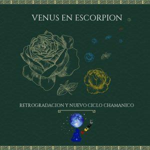 Retrogradación de Venus en Escorpión