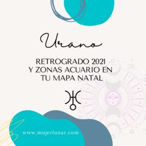 Clase Maestra – Urano Retrógrado